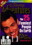5 Disney Adventures May 1997 Jim Carrey