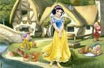 Snow White Redesign 4