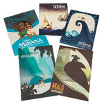 Disney Moana Limited Edition Lithograph Set