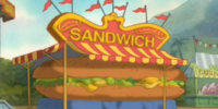 World's Largest Sandwich