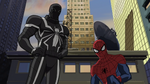 Agent Venom and Spider-Man USM 08