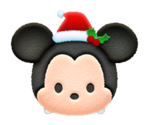Holiday Mickey Tsum Tsum Game