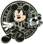 DLR - Sci-Fi Academy - Commander Mickey Logo