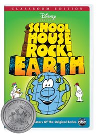 Schoolhouse rock earth classroom edition