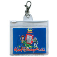 Toy Story Pouch