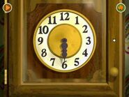 Search for the Secret Keys Clock