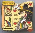 Surprise Pin Collection 2006 - Cartouche Collection - Minnie Mouse - Artist Proof
