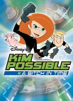 Kim Possible A Sitch in Time Poster