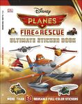 Planes Fire & Rescue Sticker Book