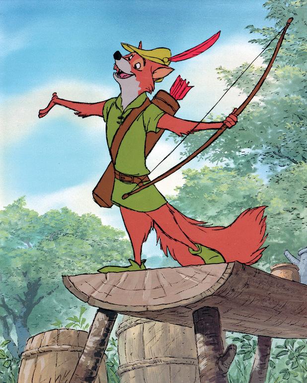 Robin hood personaggio disney wiki fandom powered by