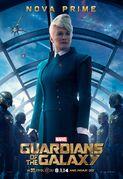 Nova Prime Gotg Poster