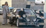 Cruella's car in once upon a time 1