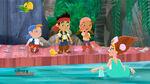 Jake&crew-Sleeping Mermaid