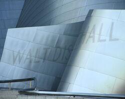 Walt Disney Concert Hall Logo