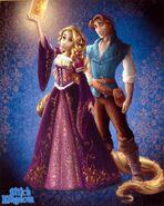 Rapunzel Disney Fairytale