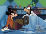 Mortimer and Goofy