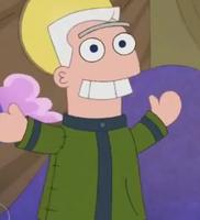 Franics hand puppet