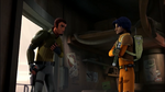 Star Wars Rebels Kanan and Ezra