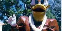 Launchpad McQuack Costumes Through the Years