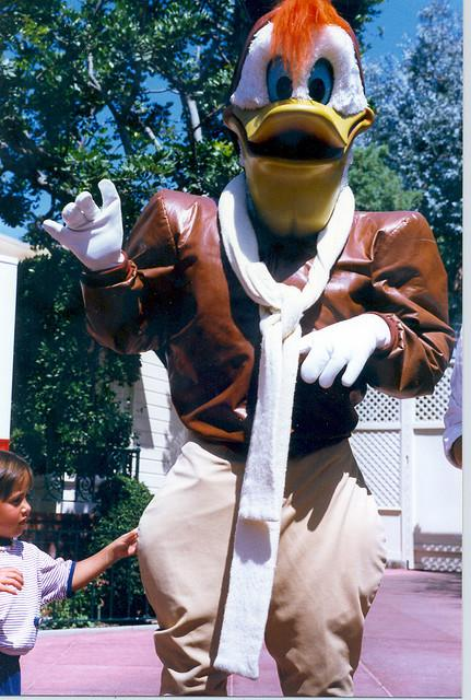Launchpad Mcquack Costumes Through The Years Disney Wiki