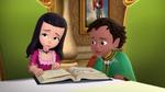 Princess Vivian & Prince Khalid could make a Whale song Translator