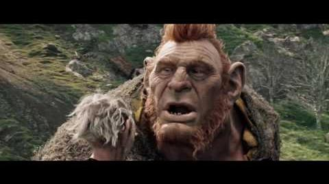 Disney's THE BFG Featurette - Being Giants