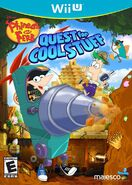 Quest for Cool Stuff on Wii U