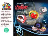 The Avengers Tsum Tsum Tuesday Series 2 (US)