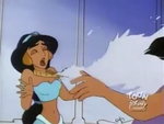 The Necklace attacks Aladdin - The Spice is Right