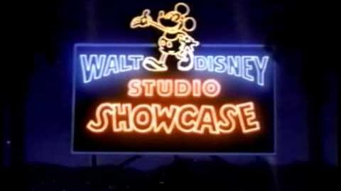 Walt Disney Studio Showcase (Close)