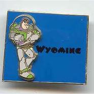 Wyoming Pin