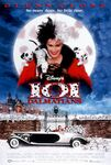 101 Dalmations Glen Close poster