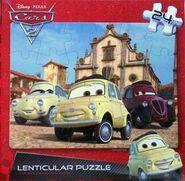 Luigi Puzzle
