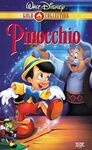 Pinocchio GoldCollection VHS