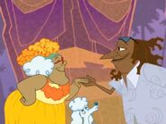 Suga Mama and Dr. Carver