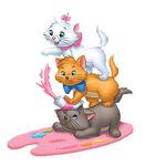 Aristocats-Paint-Pallet