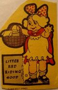 Blog riding hood