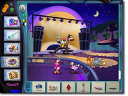 Disney magic artist2V1Z