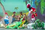 Hook&crew with Tick-Tock-Disney Junior Live-Pirate & Princess Adventure