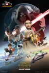 Disney INFINITY Force Awakens poster