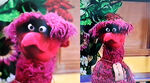 Pink Frackle MOPATOPS