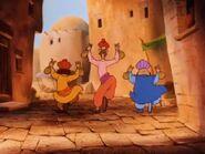 The Three Merchants185