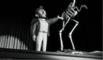 Muntz Reveals Skeleton
