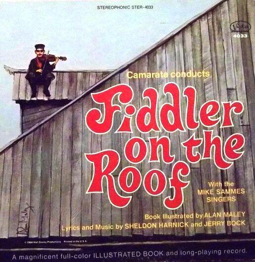 Fiddler On The Roof Disney Wiki Fandom Powered By Wikia