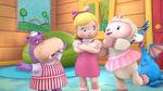 Lambie, hallie and susie sunshine