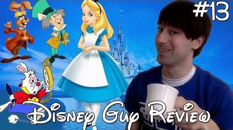 Disney Guy Review - Alice in Wonderland