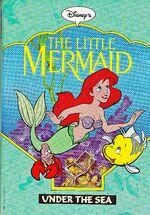 Little mermaid Comic Cover Alternate 1