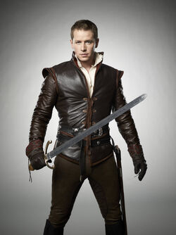 Once Upon a Time - Prince Charming - Season 2