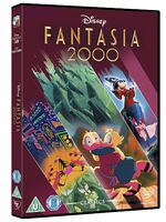 Fantasia 2000 UK DVD 2014