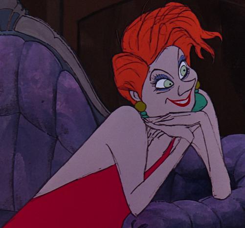 「Madame Medusa disney」の画像検索結果